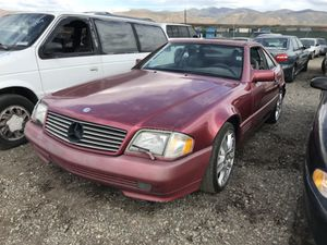 1992 MERCEDES SL500 CONVERTIBLE PARTS for Sale in San Diego, CA