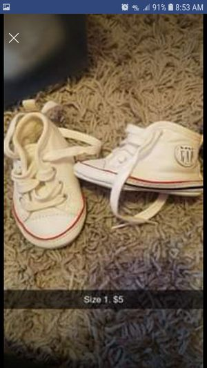 Baby girl shoes for Sale in Salem, MO