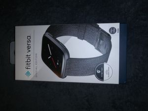 Fitbit versa (special edition) for Sale in Philadelphia, PA