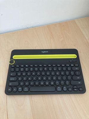 Logitech Bluetooth keyboard k480 for Sale in Newton, MA