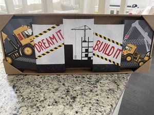 Boys room Wall decor for Sale in Houston, TX