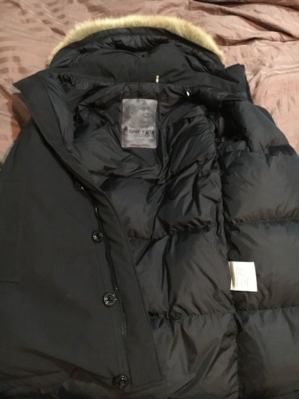 b3cc056d1 Moncler Tibet Coat. Lionel Terray Collection for Sale in New York, NY -  OfferUp