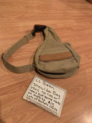 LL Bean Shoulder Bag for Sale in Mechanicsburg, PA