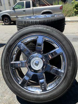 "22"" 6 Lug Escalade Wheels for Sale in San Leandro, CA"
