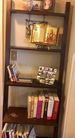 Ladder Shelf/Bookcase for Sale in Portland, OR