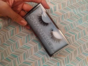 HUDA BEAUTY Samantha #7 lashes for Sale in Clovis, CA