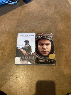 American Sniper and The Martian Bundle for Sale in San Diego, CA