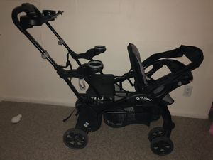 Double stroller- Sit N stand for Sale in Chandler, AZ