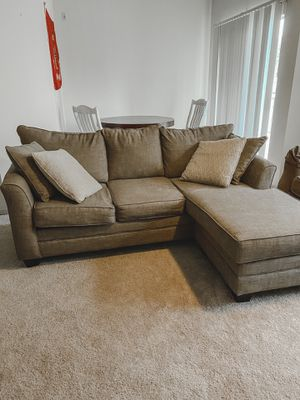 L shaped Sofa for Sale in Ashburn, VA