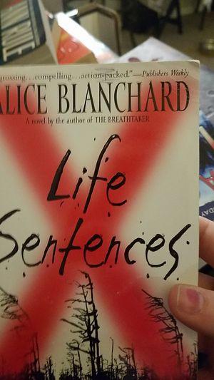 Life sentence book for Sale in Albuquerque, NM