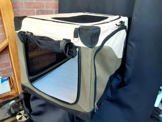 Collapsible Canvas Dog Kennel for Sale in San Jose,  CA