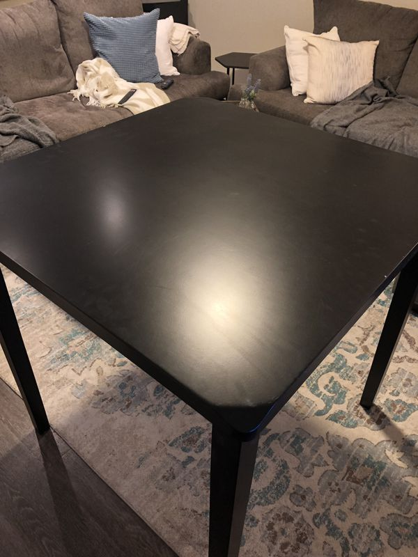 Counter-height table