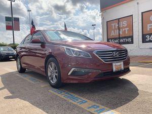 2015 Hyundai Sonata for Sale in Houston, TX