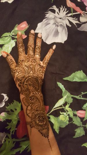 Henna tattoo/natural henna cones for Sale in Tampa, FL