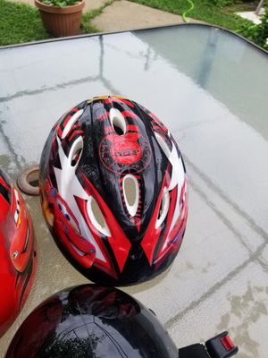 3 kids bike helmet 3 for $35 for Sale in Dearborn Heights, MI