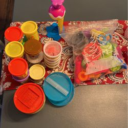 Playdough And Accessories for Sale in Blacklick,  OH