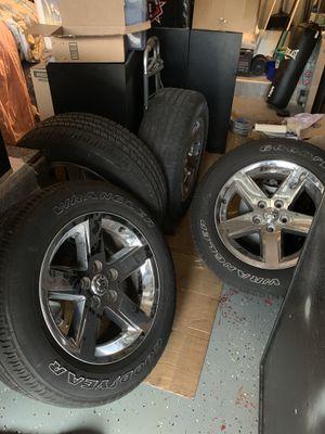 Ram 1500 wheels for Sale in Plantation, FL