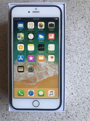 iPhone 6 Plus 64GB AT&T Cricket or Any AT&T Prepaid for Sale in La Puente, CA