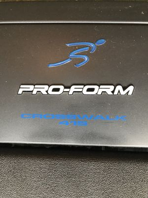 Pro form treadmill gently used for Sale in Winter Haven, FL