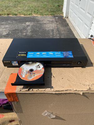 Sony CD/DVD Player DVP-NS335 for Sale in Glenn Dale, MD