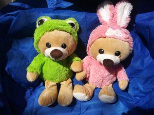 Teddy bear plushes for Sale in Saint Petersburg, FL