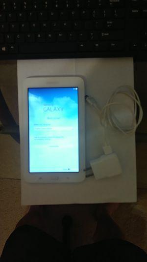 Samsung tablet for Sale in Chandler, AZ