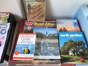 FREE!! Road Atlas, Travel Books and Magazines. Free. for Sale in Santa Ana, CA