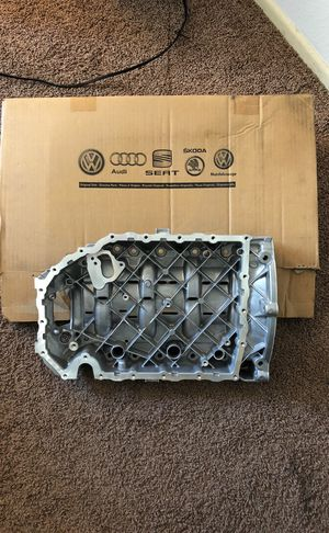 Audi/Volkwagon upper oil pan sump for Sale in Lake Forest, CA