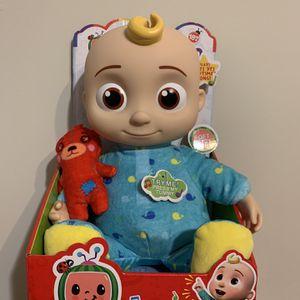Cocomelon JJ Doll for Sale in Atlanta, GA