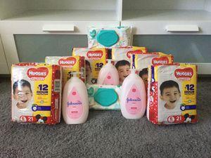 Huggies Diaper Bundle for Sale in Delray Beach, FL