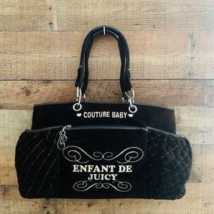 Juicy Couture Diaper Bag for Sale in South Jordan, UT