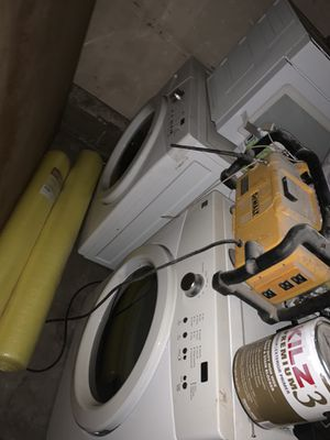 Washer and dryer for Sale in Santa Ana, CA