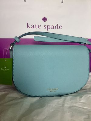 Kate Spade Tiffany Blue Cross Bag for Sale in Vienna, VA