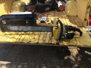 John deere chainsaw for Sale in Wenatchee, WA