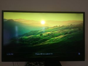 60 inch sharp smart TV excellent condition two years old for Sale in Cleveland, OH