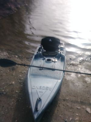 Ascend 9R Kayak with Accessories for Sale in Wasilla, AK