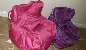 Big Joe Bean Bag Chairs Stll Available for Sale in Pomfret, MD