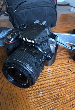 Nikon D3300 digital SLR Camera for Sale in Olympia, WA