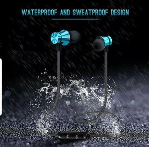 Bluetooth Earbuds Sweatproof - Water resistant - Brand New for Sale in San Antonio, TX