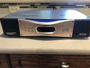 Monster Power High Definition Power Center, Mod #HDP IR 2550 for Sale in Littleton, CO