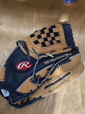 Rawlings 12 1/2 inch baseball glove for Sale in SeaTac, WA