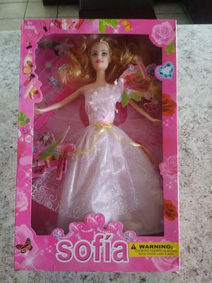 Barbie Doll Sofia for Sale in Glendale, AZ