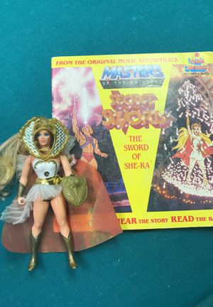 Vintage She-Ra action figure for Sale in Kirkwood, MO