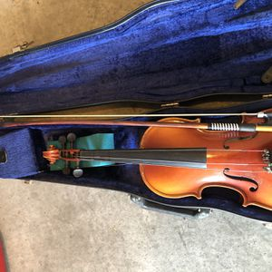 Used Violín With Case In Good Condition for Sale in Henderson, NV