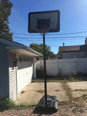 Basketball Hoop Brand New for Sale in Dearborn, MI