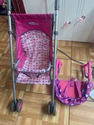 Doll stroller and high chair for Sale in Buffalo, NY