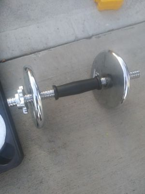 Dumbell set for Sale in San Diego, CA