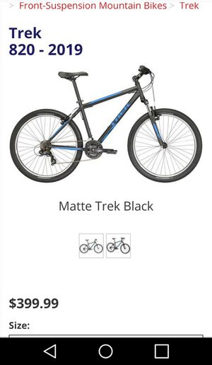 Trek Mountain Bike size 13 new never used for Sale in Garland, TX