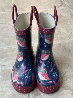 Western Chief Kids Rain Boots Size 7 Toddler for Sale in Vancouver, WA
