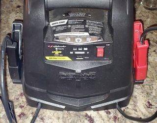 Schumacher Portable Power Jump Starter Car Vehicle 1000 Amps SL1397 for Sale in Ashburn,  VA